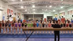 USA Gymnastics - Elite Development Camp